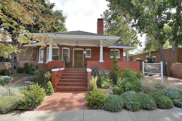 617, 623, 625 Don Gaspar Ave Res, Santa Fe, NM 87505 (MLS #202003973) :: Stephanie Hamilton Real Estate
