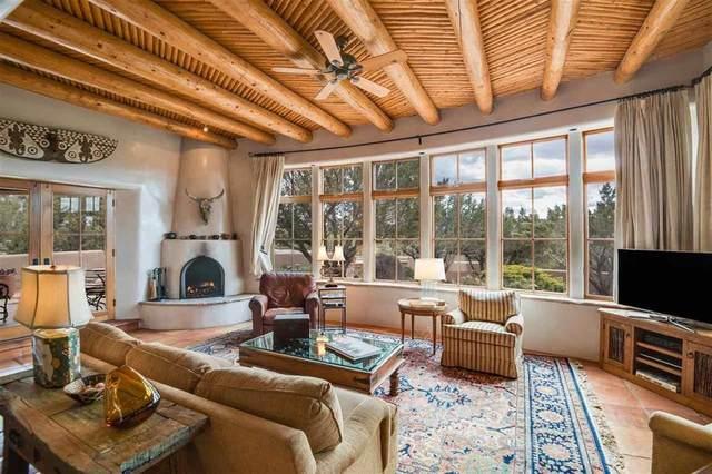 122 Cerrito De Baca, Ojo Caliente, NM 87549 (MLS #202003982) :: Stephanie Hamilton Real Estate