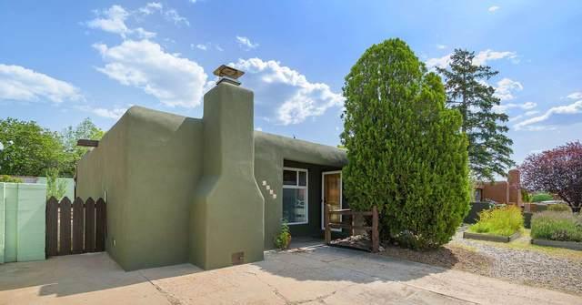 1005 Calle Vianson, Santa Fe, NM 87507 (MLS #202003983) :: The Very Best of Santa Fe