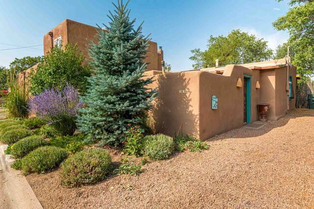 104 Jimenez St C, Santa Fe, NM 87501 (MLS #202003998) :: Stephanie Hamilton Real Estate