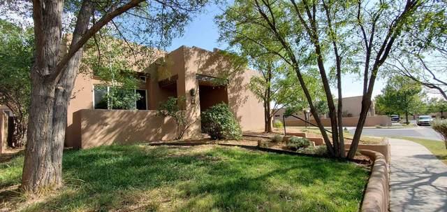 14 Grasslands Trail, Santa Fe, NM 87508 (MLS #202004006) :: Summit Group Real Estate Professionals
