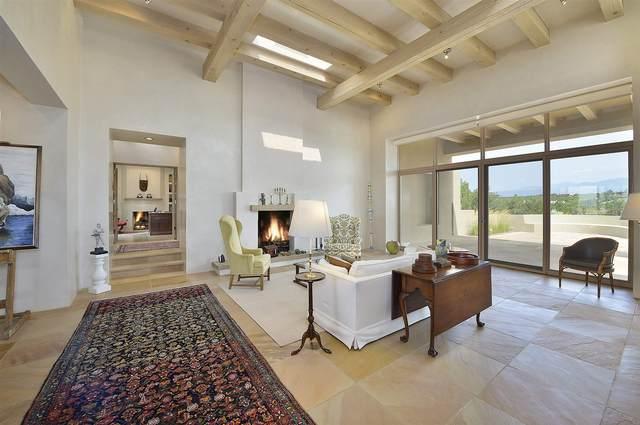 20 Hollyhock Circle, Santa Fe, NM 87506 (MLS #202004015) :: Stephanie Hamilton Real Estate