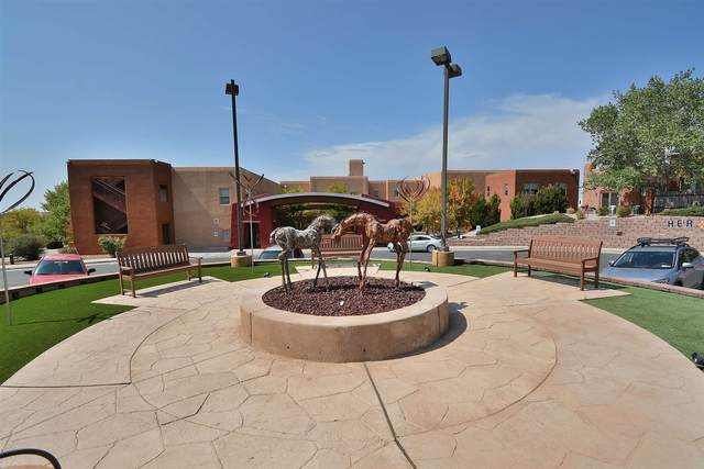 500 Rodeo #211, Santa Fe, NM 87505 (MLS #202004016) :: Berkshire Hathaway HomeServices Santa Fe Real Estate