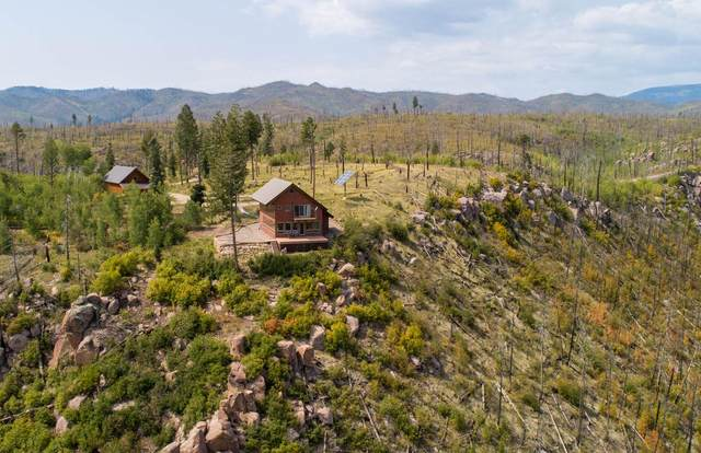 839 Forest Road 286, Jemez Springs, NM 87025 (MLS #202004023) :: Summit Group Real Estate Professionals