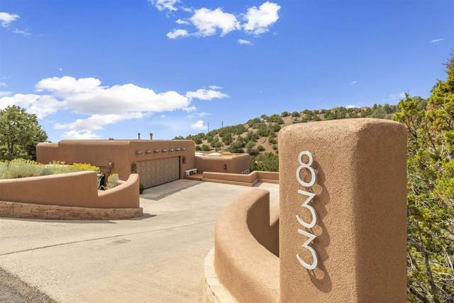 833 Canada Ancha, Santa Fe, NM 87501 (MLS #202004025) :: Stephanie Hamilton Real Estate