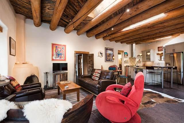331 Sanchez, Santa Fe, NM 87505 (MLS #202004026) :: Stephanie Hamilton Real Estate