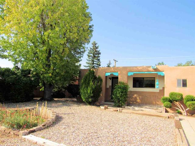 122 Solana, Santa Fe, NM 87501 (MLS #202004032) :: Stephanie Hamilton Real Estate