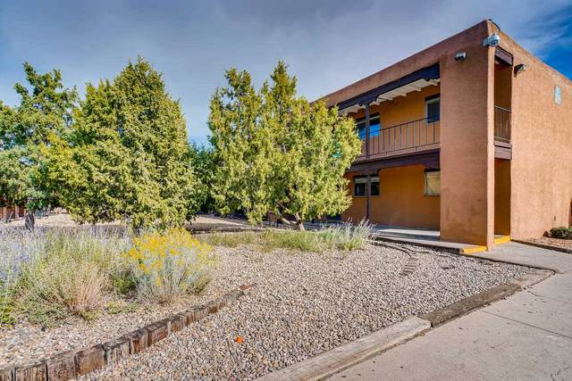 2800 Cerrillos Rd   #180, Santa Fe, NM 87507 (MLS #202004036) :: Summit Group Real Estate Professionals
