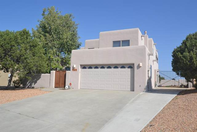 3013 Pueblo Grande, Santa Fe, NM 87507 (MLS #202004037) :: Stephanie Hamilton Real Estate