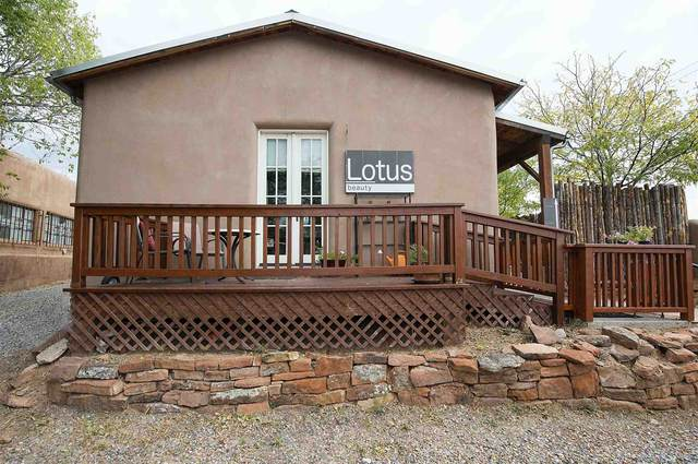 845 Agua Fria St, Santa Fe, NM 87501 (MLS #202004051) :: Stephanie Hamilton Real Estate