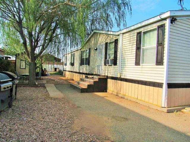2917 Lois, Santa Fe, NM 87507 (MLS #202004055) :: Summit Group Real Estate Professionals