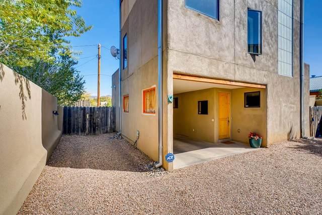 517 Juanita St C, Santa Fe, NM 87501 (MLS #202004071) :: The Very Best of Santa Fe