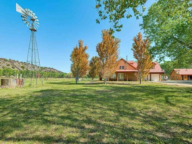 64 Via De Los Romero, Santa Fe, NM 87507 (MLS #202004075) :: Summit Group Real Estate Professionals