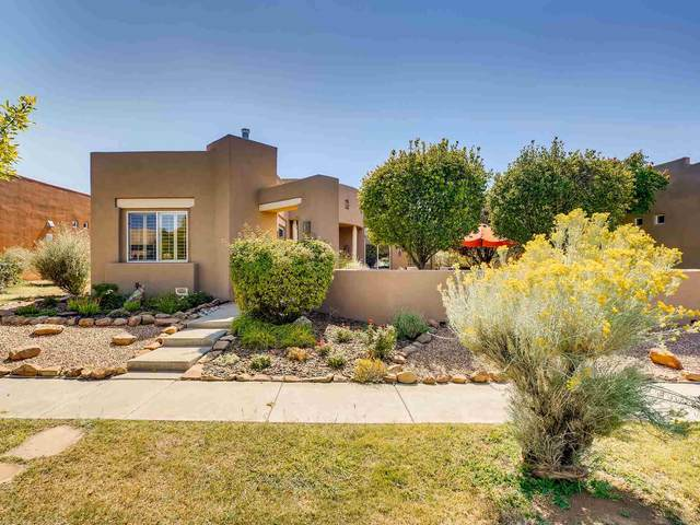 14 Coyote Pass Road, Santa Fe, NM 87508 (MLS #202004095) :: Summit Group Real Estate Professionals