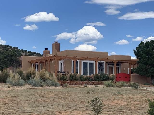 11 Calle Cabito, Santa Fe, NM 87508 (MLS #202004098) :: Summit Group Real Estate Professionals
