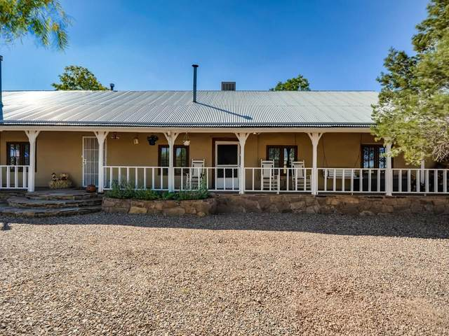 46 County Road B41d, San Jose, NM 87565 (MLS #202004128) :: Summit Group Real Estate Professionals
