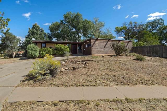 2610 Alamosa Street, Santa Fe, NM 87505 (MLS #202004144) :: The Very Best of Santa Fe