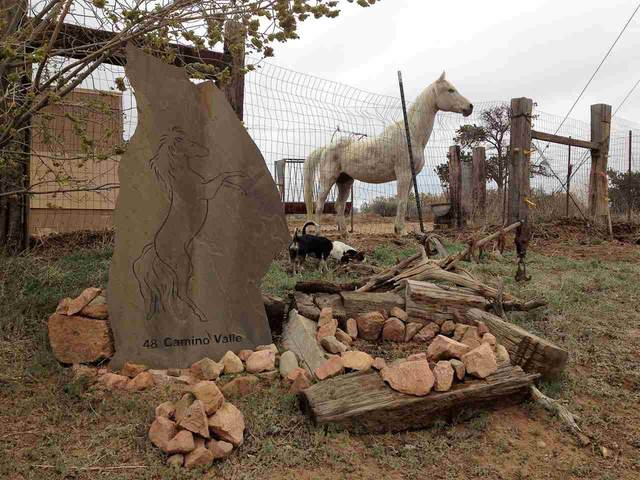 48 Camino Valle, Santa Fe, NM 87508 (MLS #202004151) :: The Very Best of Santa Fe
