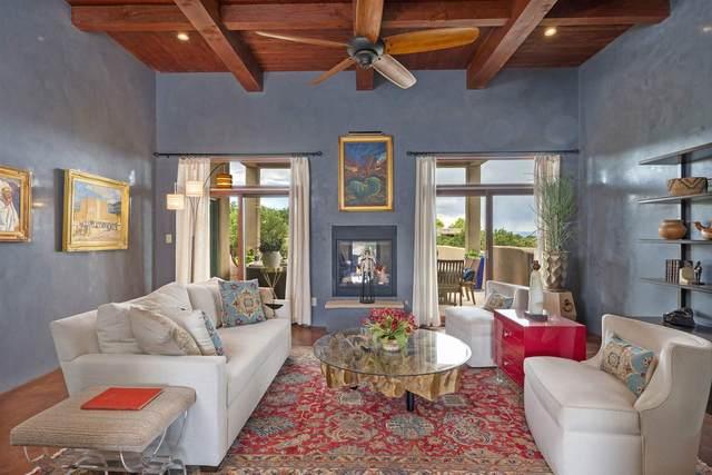 9 Via Diamante, Santa Fe, NM 87506 (MLS #202004164) :: Summit Group Real Estate Professionals
