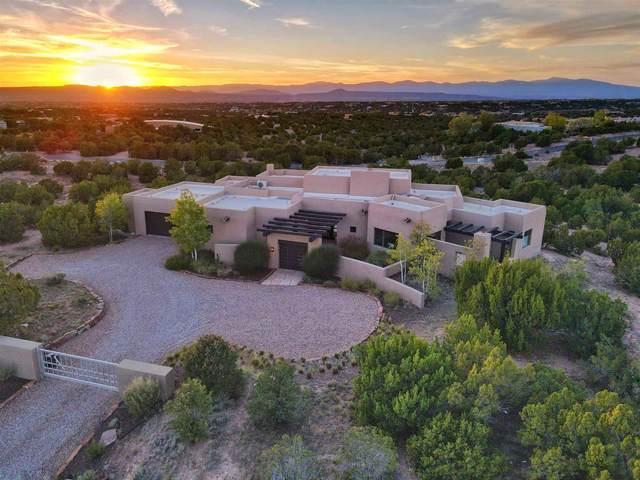 115 W Wildflower, Santa Fe, NM 87506 (MLS #202004195) :: Summit Group Real Estate Professionals
