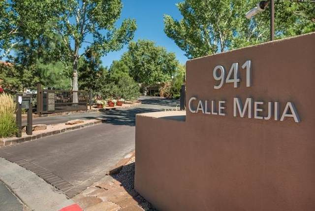 941 Calle Mejia #821 821 San Felipe, Santa Fe, NM 87501 (MLS #202004201) :: Summit Group Real Estate Professionals