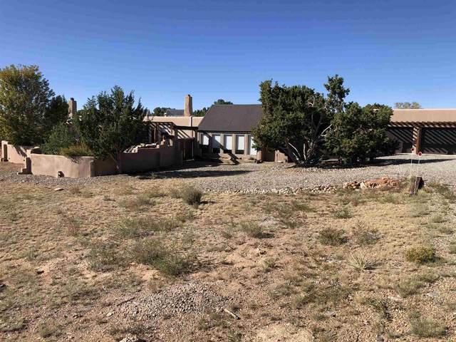 24 Abanico Road, Santa Fe, NM 87508 (MLS #202004203) :: Summit Group Real Estate Professionals