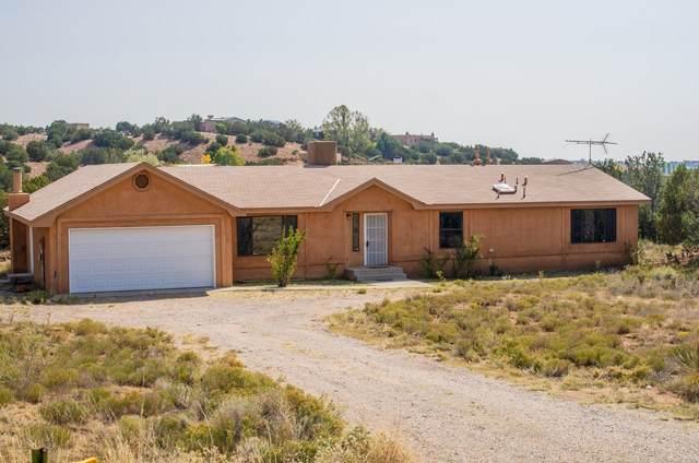 20 Nancy's Trail, Santa Fe, NM 87507 (MLS #202004212) :: Summit Group Real Estate Professionals