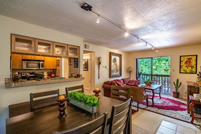 941 Calle Mejia #215, Santa Fe, NM 87501 (MLS #202004219) :: Summit Group Real Estate Professionals