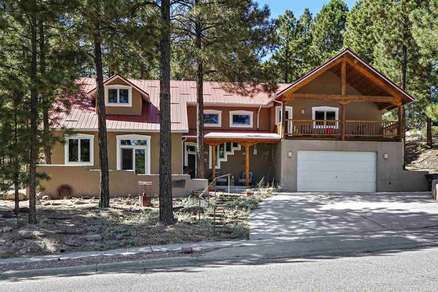 141 Aspen Drive, Los Alamos, NM 87544 (MLS #202004234) :: Berkshire Hathaway HomeServices Santa Fe Real Estate