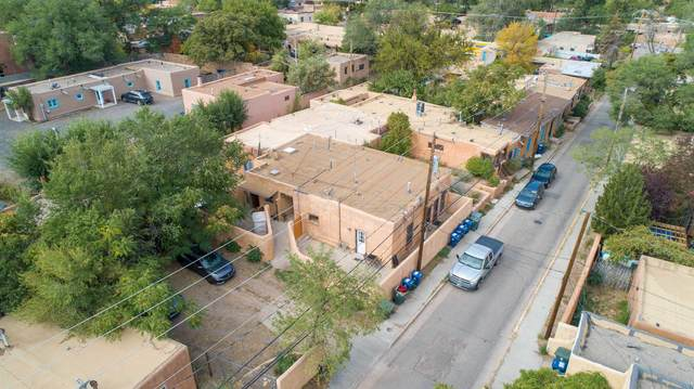 130 W Buena Vista, Santa Fe, NM 87501 (MLS #202004240) :: Summit Group Real Estate Professionals