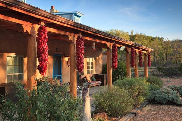 64 County Road 100, Chimayo, NM 87522 (MLS #202004245) :: Berkshire Hathaway HomeServices Santa Fe Real Estate