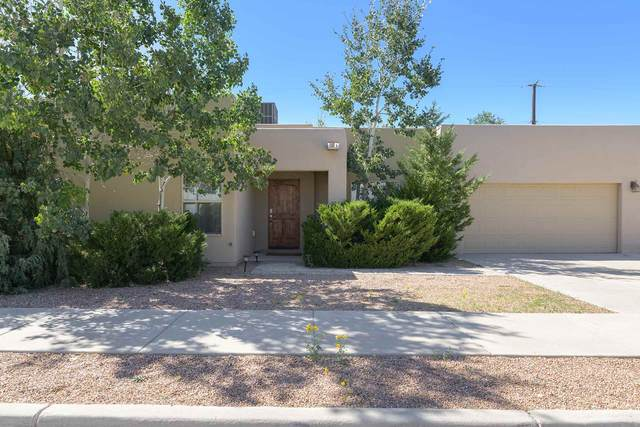 713 Calle Beatrice, Santa Fe, NM 87505 (MLS #202004252) :: Summit Group Real Estate Professionals