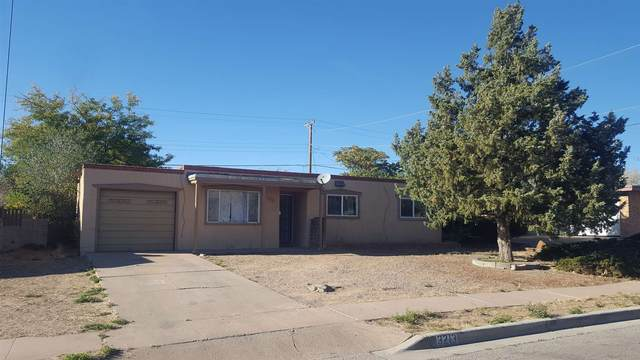 3213 Louraine, Santa Fe, NM 87507 (MLS #202004254) :: The Very Best of Santa Fe