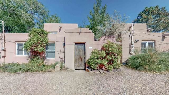 127 W Berger, Santa Fe, NM 87505 (MLS #202004276) :: Summit Group Real Estate Professionals