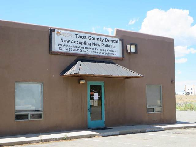 105 Paseo Del Canon West B, Taos, NM 87571 (MLS #202004282) :: Summit Group Real Estate Professionals