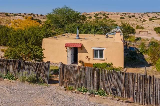 10 Los Amigos, Espanola, NM 87532 (MLS #202004288) :: Summit Group Real Estate Professionals