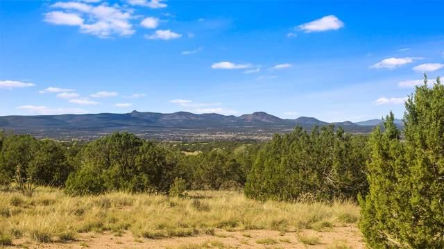 64 Chisholm Trail, Lot 31, Santa Fe, NM 87506 (MLS #202004291) :: Summit Group Real Estate Professionals