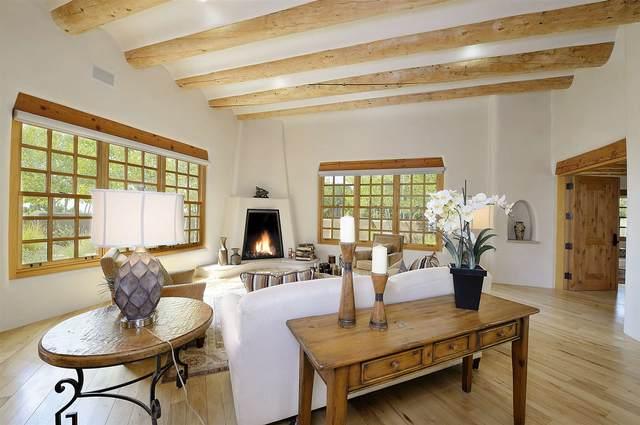 845 and 841 Vista Catedral, Santa Fe, NM 87501 (MLS #202004294) :: Summit Group Real Estate Professionals