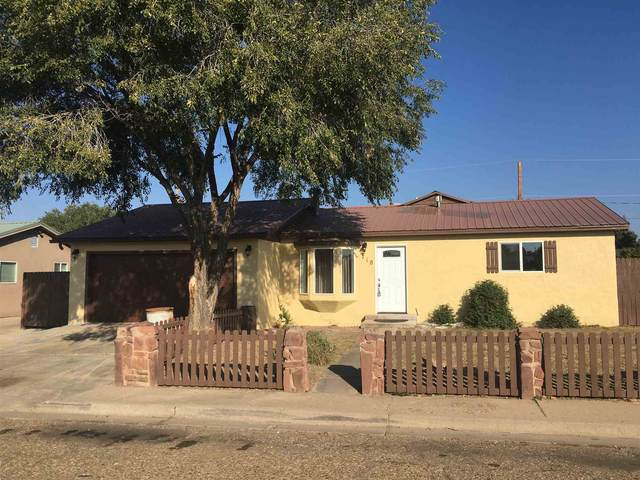 718 Catalina Dr, Las Vegas, NM 87701 (MLS #202004295) :: Summit Group Real Estate Professionals