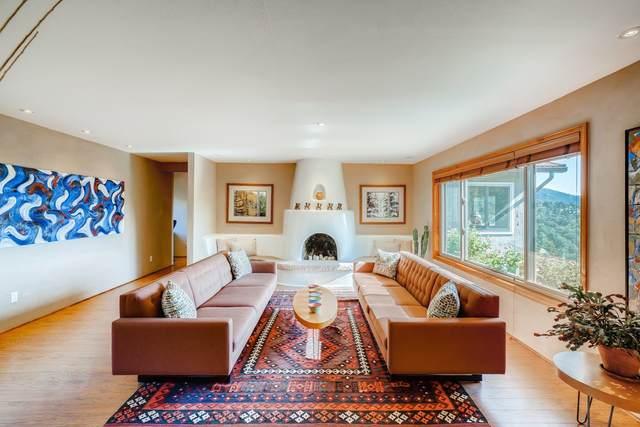 113 B Double Arrow Road, Santa Fe, NM 87505 (MLS #202004296) :: The Very Best of Santa Fe