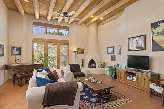3 S. Hijo De Dios, Santa Fe, NM 87508 (MLS #202004298) :: Summit Group Real Estate Professionals