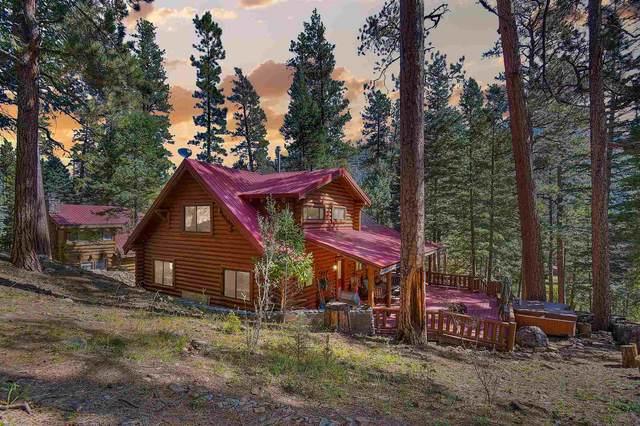 36 Tres Lagunas Road, Pecos, NM 87573 (MLS #202004299) :: The Very Best of Santa Fe