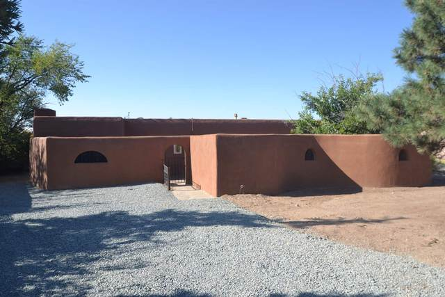 204  W Lupita Rd, Santa Fe, NM 87505 (MLS #202004304) :: The Very Best of Santa Fe