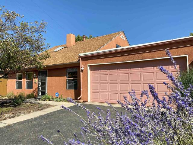 1101 Village Way, Santa Fe, NM 87507 (MLS #202004315) :: Summit Group Real Estate Professionals