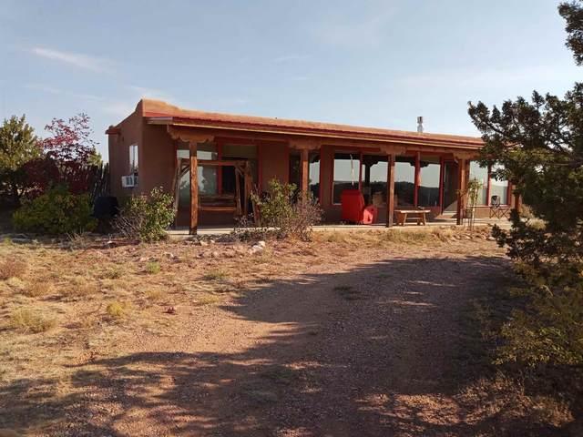 1 Cerrado Place, Santa Fe, NM 87508 (MLS #202004334) :: Summit Group Real Estate Professionals