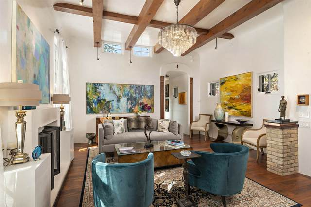 616 E Alameda, Unit E, Santa Fe, NM 87501 (MLS #202004338) :: Stephanie Hamilton Real Estate