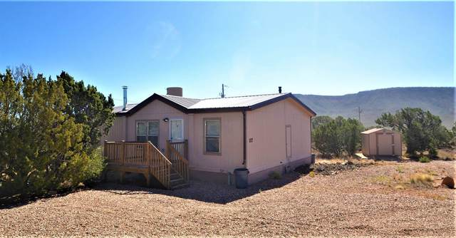 117 Broken Arrow Trail, Ilfeld, NM 87538 (MLS #202004343) :: Berkshire Hathaway HomeServices Santa Fe Real Estate