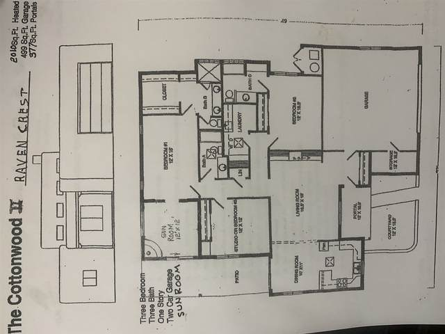 36 Cerro Alto, Santa Fe, NM 87540 (MLS #202004348) :: Summit Group Real Estate Professionals