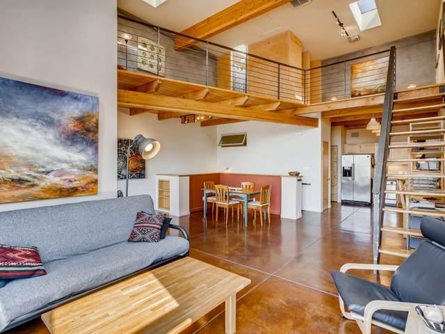 3600 Cerrillos Road 505 A&B, Santa Fe, NM 87507 (MLS #202004355) :: Berkshire Hathaway HomeServices Santa Fe Real Estate