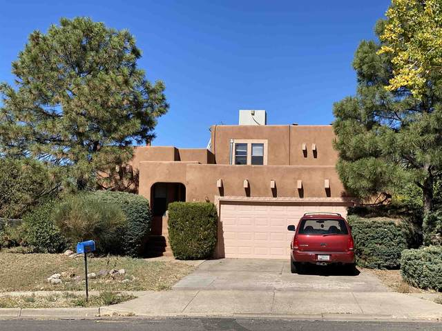 1960 Thomas Ave, Santa Fe, NM 87505 (MLS #202004357) :: Summit Group Real Estate Professionals